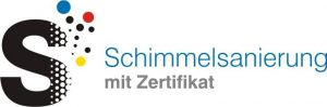 Logo Schimmelsanierung mit Zertifikat